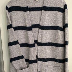 Madewell Kent cardigan sweater coziest yarn
